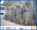 1000 Liter / Hour Dairy Processing Plant With Milk Pasteurization Equipment