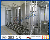 Dairy Process Engineering Milk Products Manufacturing Machines , Milk Production Machine