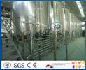 Beverage Manufacturing Soft Drink Making Machine , Soft Drink Plant Machinery