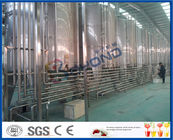 Fruit Processing Plant Juice Making Machine Orange Juice Extractor With Washing / Pulping System